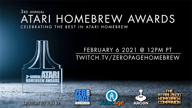 2020 Atari Homebrew Awards
