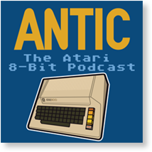 ANTIC: Atari 8-bit Podcast Episode 13