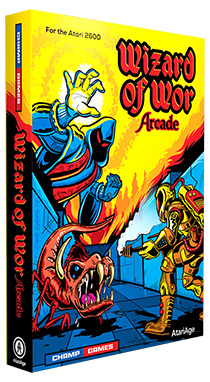 Wizard of Wor Arcade